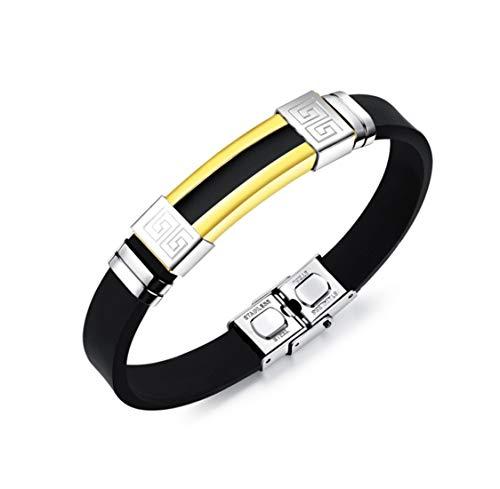 YIYIYYA Herren Armbänder Muster Zubehör Spiele Schmuck Einfachheit Atmosphäre Fashion Classics Geschenke, 02. -