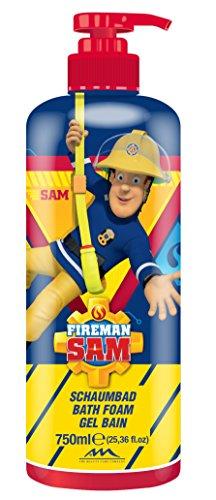 Fireman Sam Dusch- und Badeschaum 750 ml