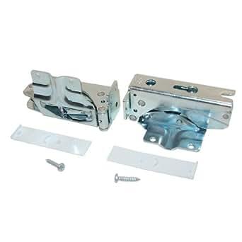 d1b502cd0 Bosch 481147 Neff Siemens Refrigeration Door Hinges (1 Pair)  Amazon ...