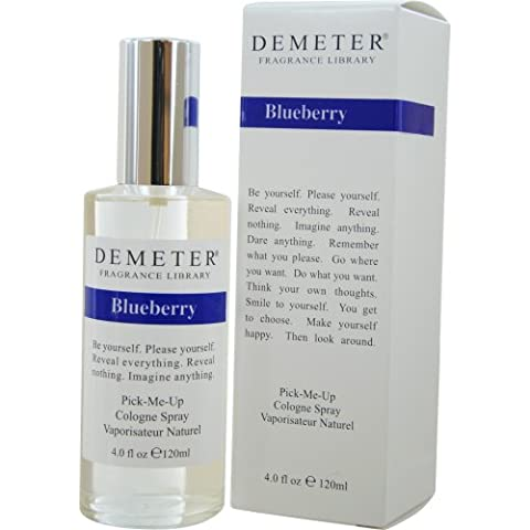 Demeter Blueberry Cologne Spray for Women, 4 Ounce by Demeter