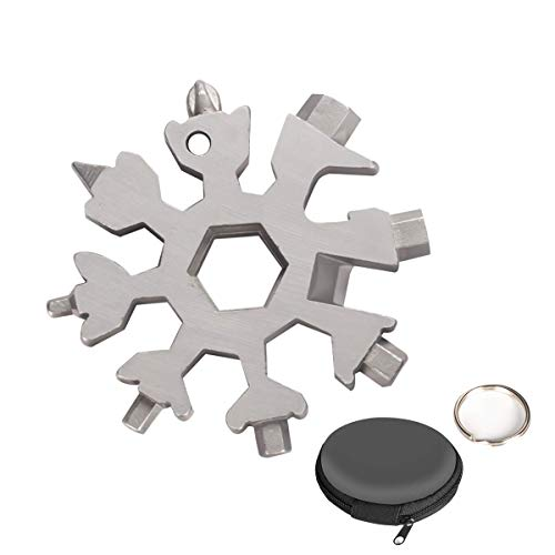 Aitsite Multi herramienta copo de nieve