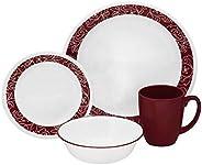Dinnerware 16pc Bandhani