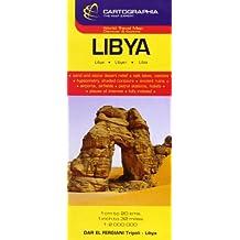 Carte Cartographia Libye