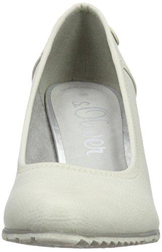 Branco oliver Senhoras off S white 22404 Bombas 109 TFHwq