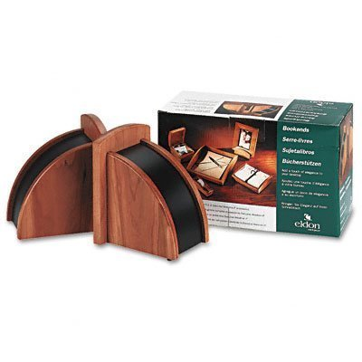 rolodex-19351-executive-woodline-ii-bookends-10w-x-4-1-2d-x-6-1-8h-cherry-by-rolodex