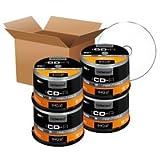 Intenso CD-R 80 min/700 MB 52x, Voll bedruckbar, 200 Stück in Cakebox