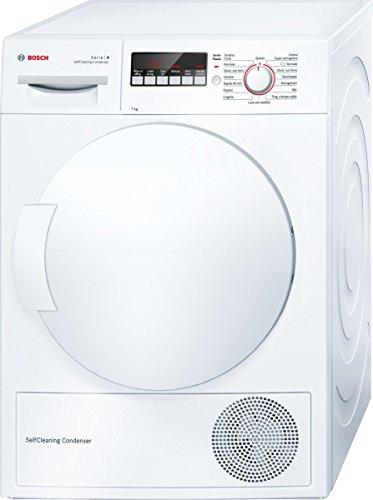 Bosch WTW83260 Wärmepumpentrockner / A++ / 7 kg / Self Cleaning Condenser / weiß