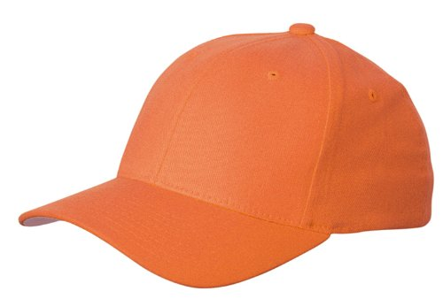 Myrtle Beach Uni Cap Original Flexfit, orange, L/XL, MB6181 or