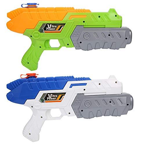Nitrip Hochdruck große Kapazität Lange Reichweite ziehen Wasserpistole Spiel Pistole Spielzeug