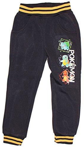 Pokemon -  Pantaloni  - ragazzo Bleu Marine 8 anni
