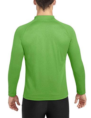 Rono MM T-shirt à manches longues Vert