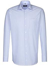 Seidensticker Herren Businesshemd Comfort Bügelfrei