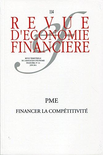 PME - Financer la compétitivité - N° 114 - Juin 2014