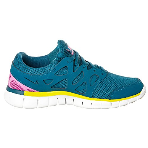 Nike Wmns Free Run 2 Ext Damen Outdoor Fitnessschuhe Grau