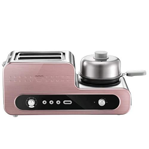 QSJNN Toaster, Frühstücksautomat, Toasterautomat