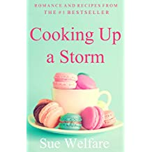 Cooking Up A Storm (English Edition)