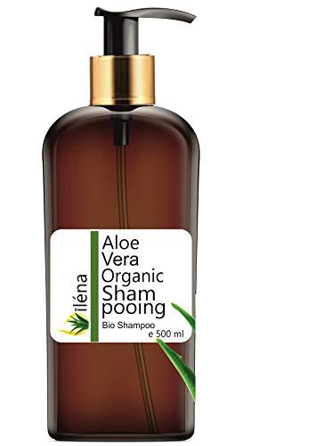 Champú Natural Ecologico con Aloe Vera