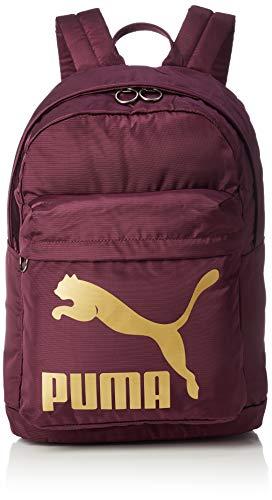 Puma Originals Backpack Rucksack Fig-Gold OSFA