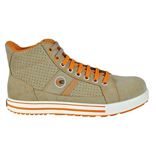 Chaussures De Sécurité Cofra Zone S1 P Src Beige
