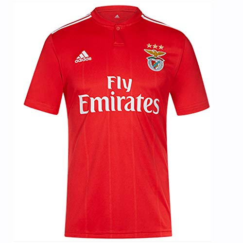 adidas Camiseta SL Benfica Primera Equipación 2018-2019 Niño Benfica  Red-White Talla 152 cd113d4b33d45