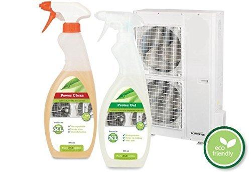 Reinigungsset für Multisplit Klimaanlage