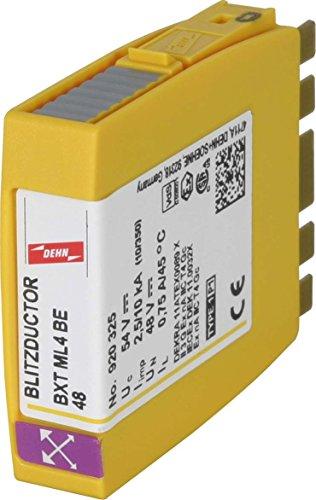 Dehn+Söhne Kombi-Ableiter-Modul BXT ML4 BE 48 Blitzductor XT BLITZDUCTOR XT LifeCheck Kombi-Ableiter für Informations-/MSR-Technik 4013364109063
