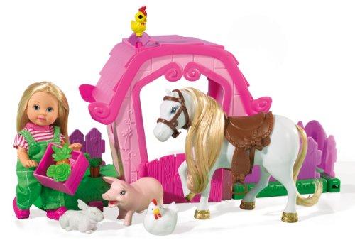 Simba Toys 105733068 - Evi Love Süßer Bauernhof