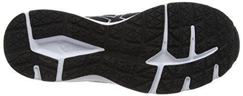 Asics Patriot 8, Chaussures de Running Compétition Homme Noir (black/onyx/silver 9099)