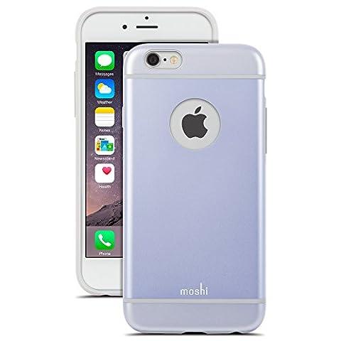 Moshi - 99MO079411 - Coque de protection iGlaze pour iPhone 6 - Violet
