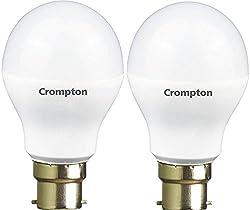 Crompton Base B22 14-Watt LED Bulb (Pack of 2, White)