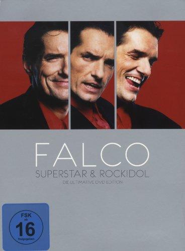 Falco - Superstar & Rockidol [6 DVDs]