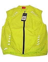 Spiro Fluo Cross Lite–Gilet–Homme/Femme vélo windeste