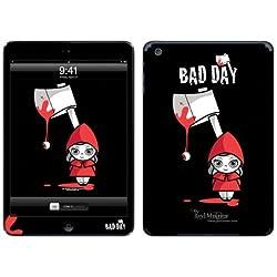 Diabloskinz - Vinilo adhesivo para iPad Mini, diseño de Caperucita Roja asesina