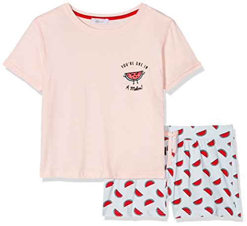 New Look Girl's One in a Melon Short Pyjama Sets