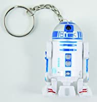 Zeon - Porte Clé Star Wars R2D2 lumineux 6cm - 5024095214451 de Joy Toy - Star Wars