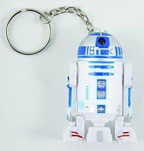 Zeon - Porte Clé Star Wars R2D2 lumineux 6cm - 5024095214451 de Joy Toy - Star Wars