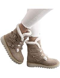 Amazon Mujer Zapatos Para Con Plataforma esBotas rxoBdCWe