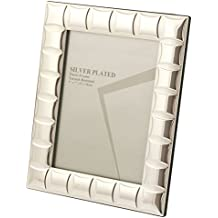 Galileo Casa Silver - Marco para Fotos, Plateado, 20 x 15 x 2 cm