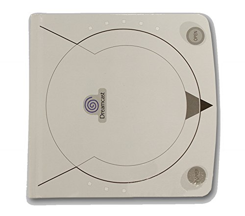 numskull Sega Dreamcast Retro Konsolen Design Notizbuch - - Trivia 2 Playstation