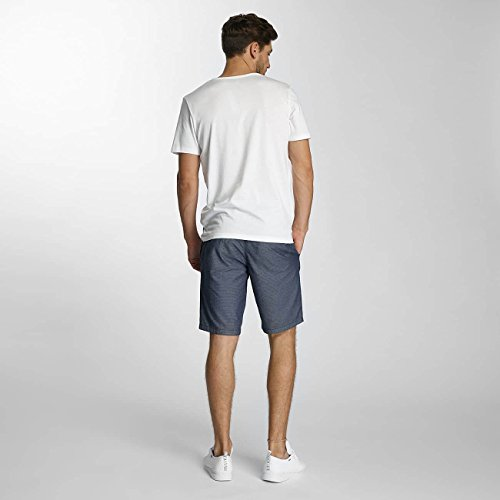 JACK & JONES Herren Shorts Blu