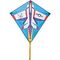 Eddy Thunderbird Single Line Diamond Kite