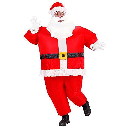 WIDMANN-Babbo-Natale-Gonfiabile-per-Adulti-Rosso-ONE-SIZE-7550C