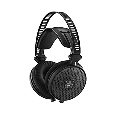 Audio-Technica Professional Open-Back Reference Headphone - Black