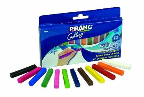 Danlmur grands Ensembles de crayons de couleur triangulaires 2-1/8 x 5/16 in Multicolore