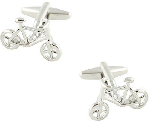 MasGemelos - Gemelos Bicicleta Cufflinks