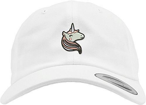 Mister Tee Unicorn Dad Cap Kids Kappe, White, One Size