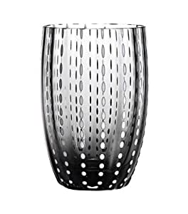 Zafferano - Perle Set 6 bicchieri tumbler Grigio