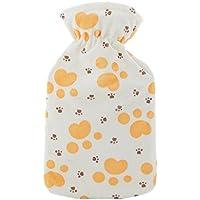 Hot Water Bag, Natural Gummi und Cartoon Soft Knit Protection to keep warm und bequem preisvergleich bei billige-tabletten.eu