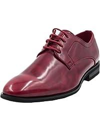 10d817e9c69e Goor 66013 - Chaussures Homme Vernies - Doublure Cuir - Derbies