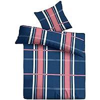 Suchergebnis Auf Amazonde Für Bettwäsche 155x200 Blau Küche